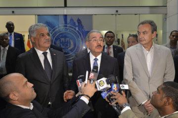 El presidente Danilo Medina aseguró que, el 11 y 12 del próximo mes intentará llegar a un acuerdo