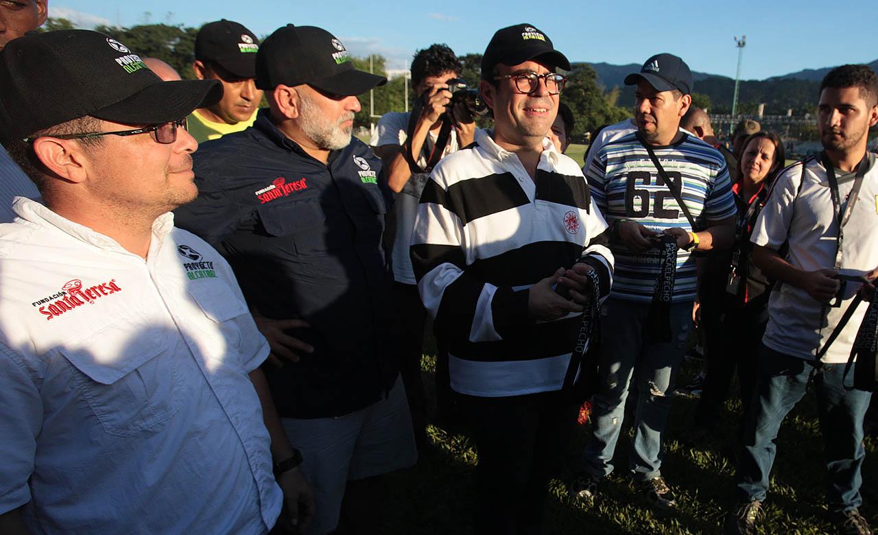 Aves de Fénix se llevó por segundo año consecutivo el torneo de rugby penitenciario