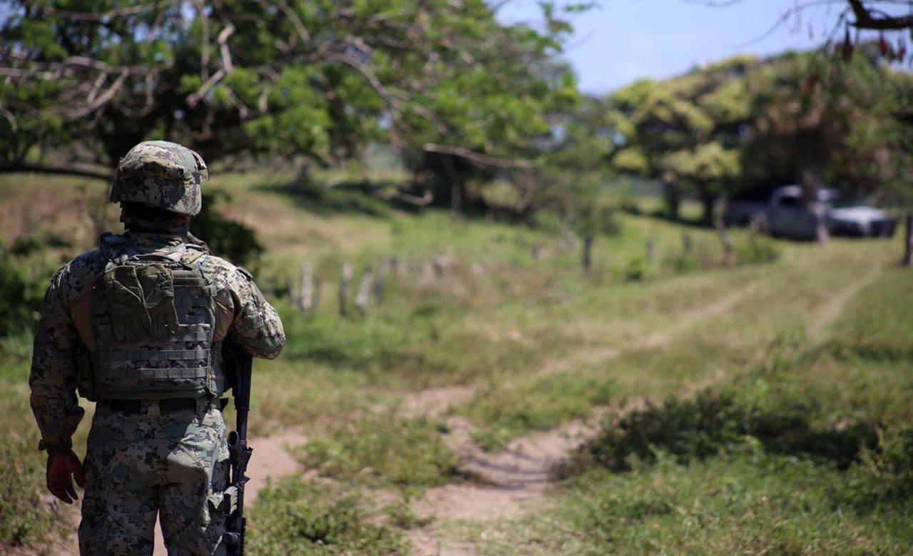 Los cuerpos fueron hallados en Veracruz