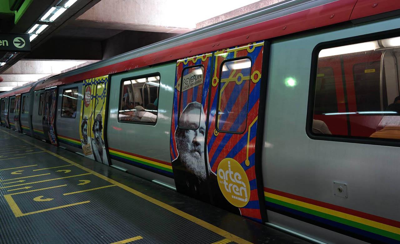 Línea 2 y 4 de Metro de Caracas y Los Teques no prestan servicio comercial