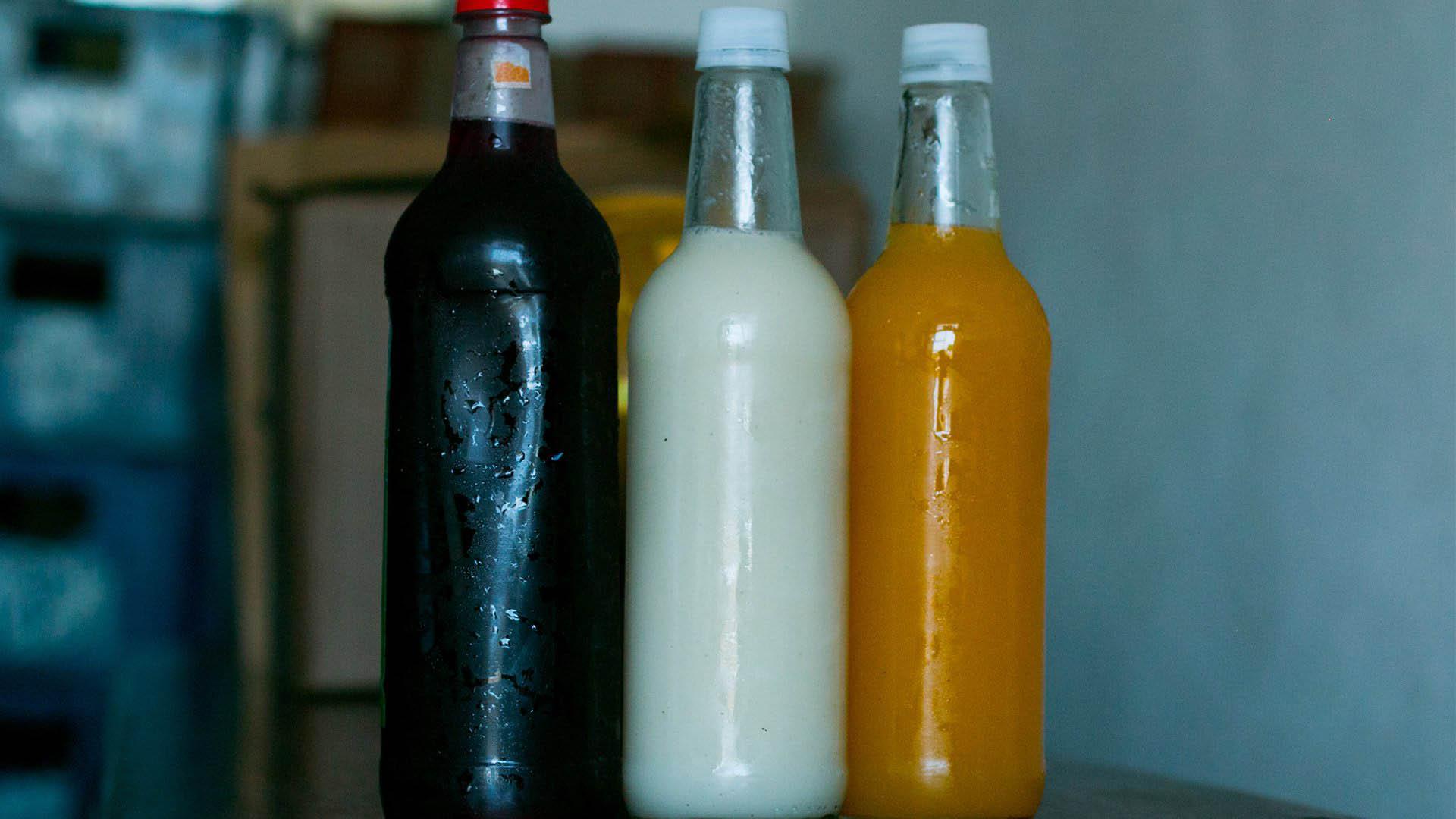 En total, 10 personas se vieron afectadas por beber la guarapita que contenía metanol
