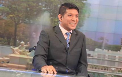 Juan Carlos Mora, recibió un disparo en el cuello, luego de un robo a su residencia