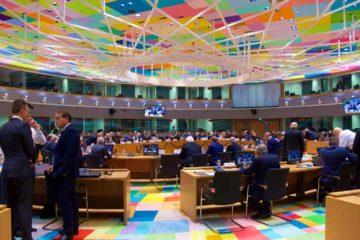 Con 28 países a favor por primera vez en la historia de la Unión Europea se hizo un pacto de tipo militar