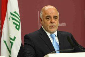El primer ministro de ese país, Haidar al Abadi, explicó que esto representa una victoria para toda la comunidad cercana