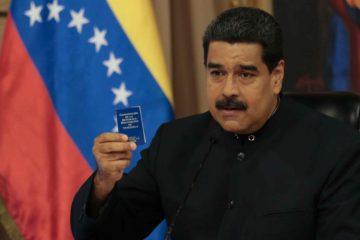 El jefe de Estado venezolano indicó que la oposición no desapareció totalmente del mapa político de Venezuela