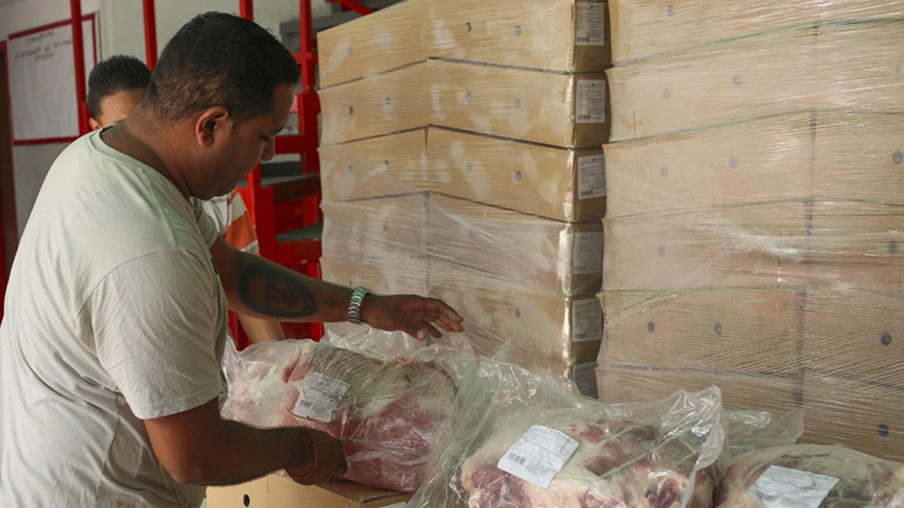 El presidente Fedeaga, Carlos Albornoz confirmó que el producto porcino estará arribando pronto