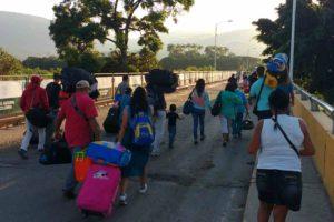 doblellave-CIDH exhortó a países a garantizar medidas migratorias a venezolanos