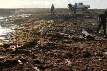 Las autoridades presumen que sean de los balseros que partieron la semana pasada desde Falcón con dirección a la isla caribeña y que perdieron la vida tras accidentarse