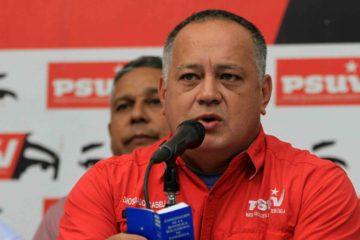El constituyentista Diosdado Cabello indicó que este 2018 habrá un nuevo presidente chavista en Venezuela y no habrá división en el PSUV