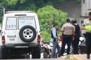 Los oficiales iniciaron las investigaciones científicas para esclarecer los hechos en los que fue asesinado Hermides Valbuena