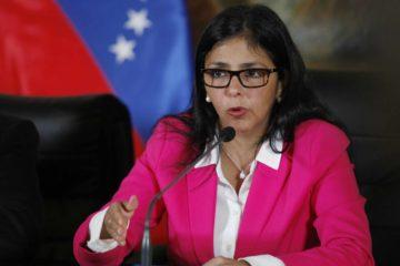 La presidente de la Asamblea Nacional Constituyente se dirigó directamente al canciller chileno por medio de su cuenta en Twitter para exigirle respeto