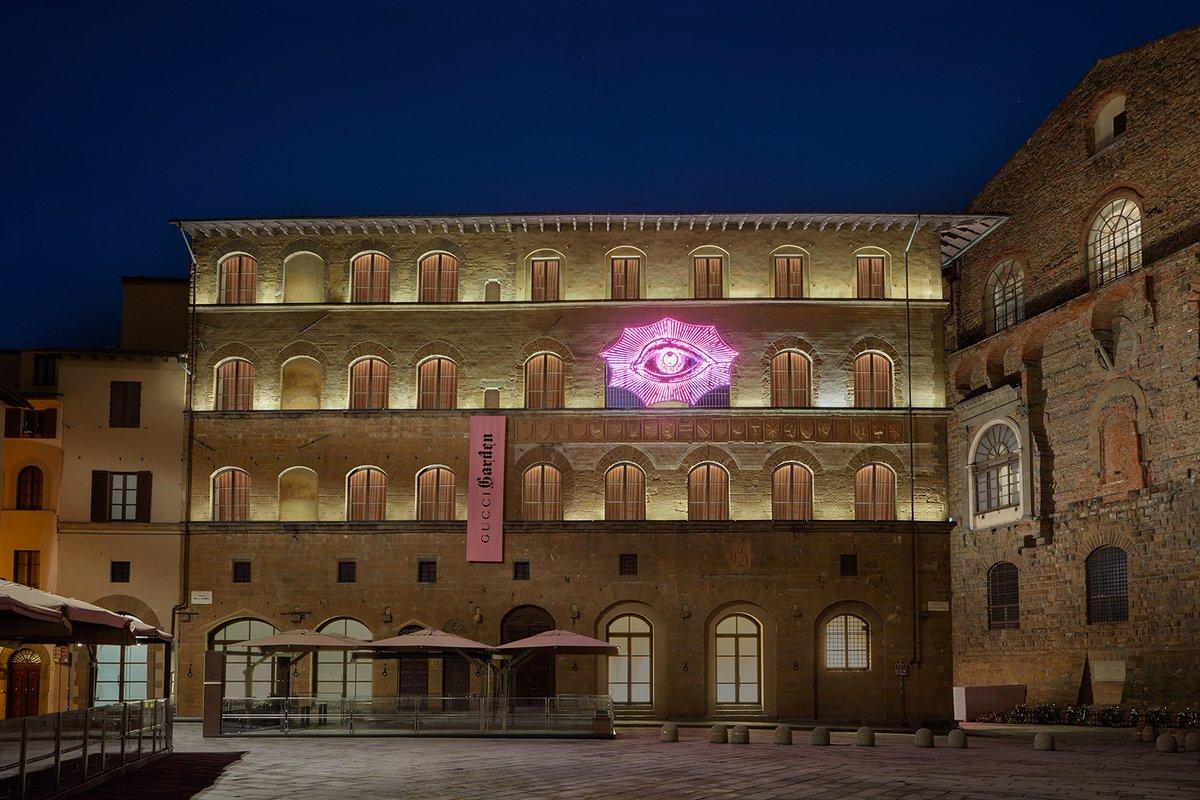 El Gucci Garden será una combinación de tienda, restaurante y museo. Estará ubicado en Florencia, Italia