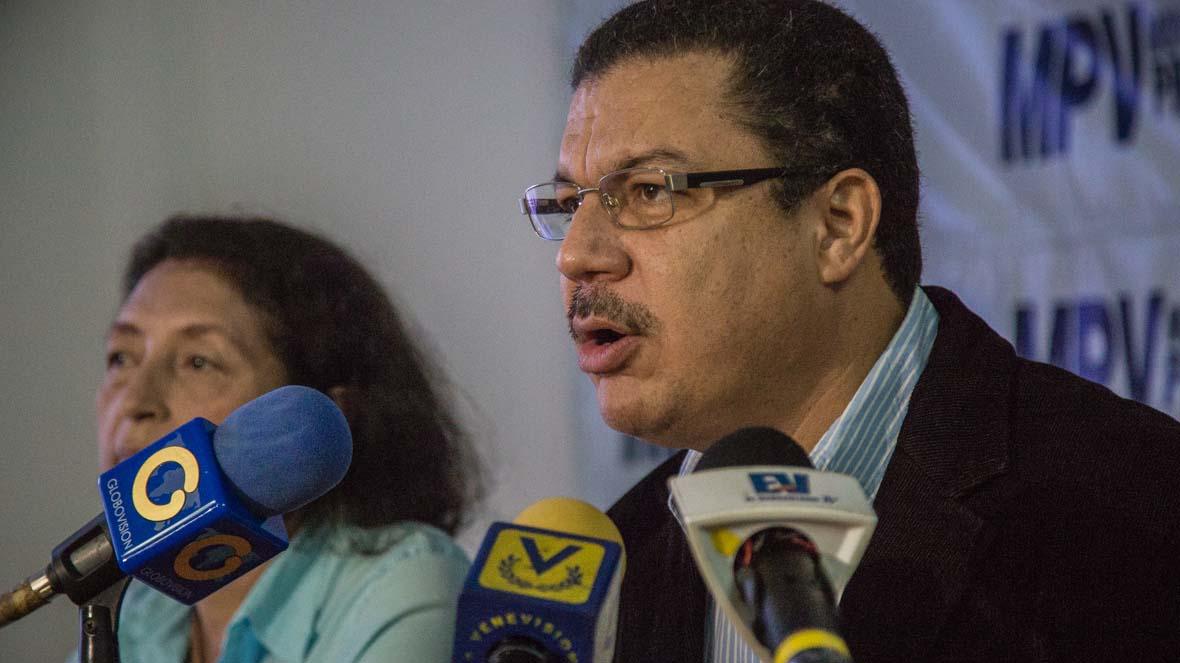 Se espera que al encuentro del11 de enero solo asista la delegación del Gobierno y de la oposición