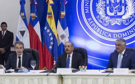 """El director de Cancillería de República Dominicana, Hugo Beras, aseguró que se espera que la fecha sea """"lo más cercana posible"""""""