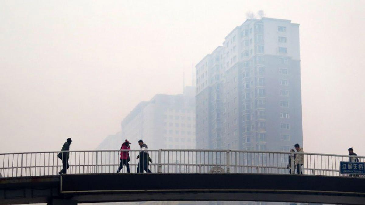 """Durante el año pasado, la región de la capital disfrutó de 226 días """"buenos"""" de calidad del aire (28 días más que en 2016)"""