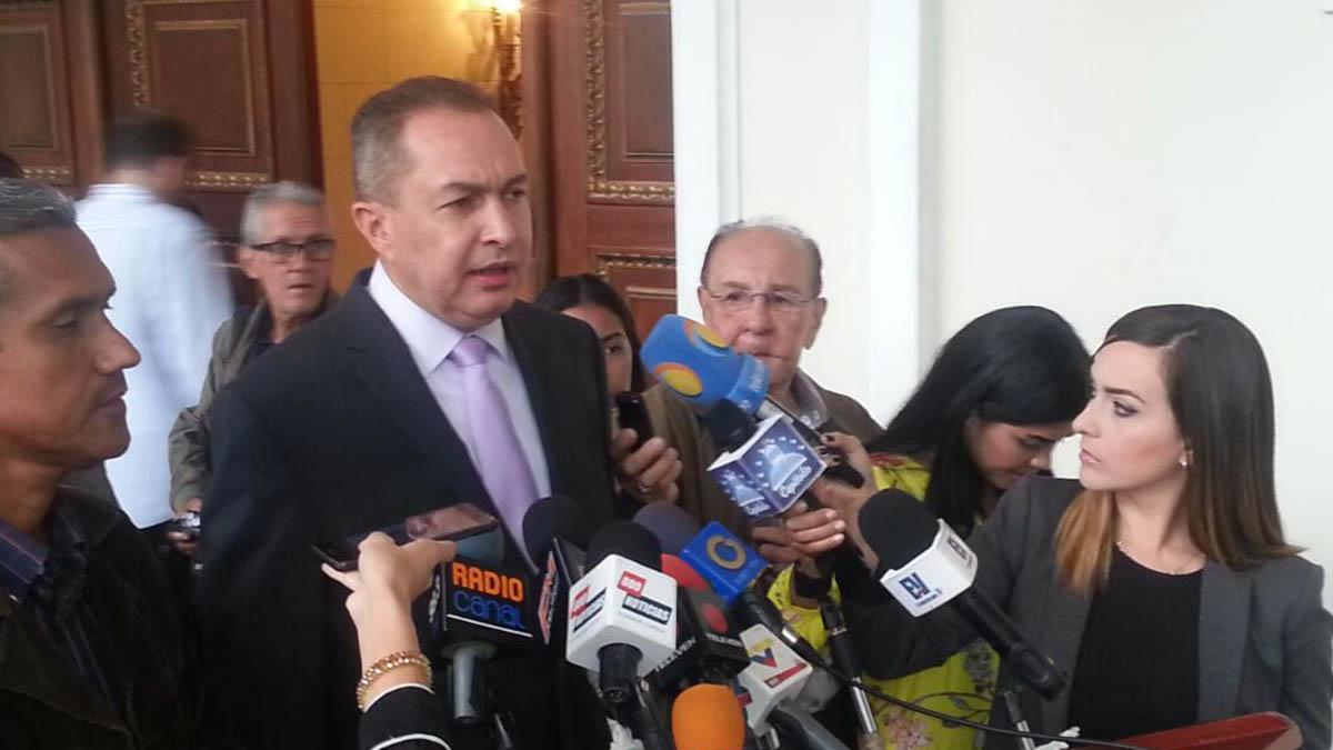 """El diputado Richard Blanco aseveró que dicha junta defiende una agenda de cohabitación con la que """"entierran cualquier esperanza de cambio"""""""