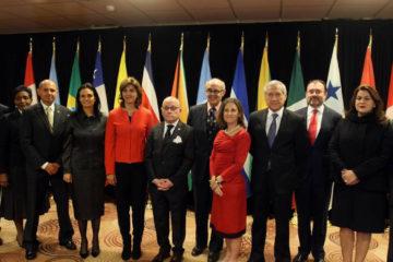 México, Chile, Bolivia y Nicaragua integran la comisión de seguimiento a las conversaciones para un nuevo diálogo que sostienen el Gobierno y la oposición