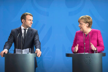 El presidente francés ha hecho del pedido de reforma de la UE y de una mayor integración de la eurozona, una piedra fundamental de su presidencia