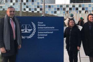 Al evento al acudieron presidentes y altas autoridades de Poderes Judiciales de diferentes países