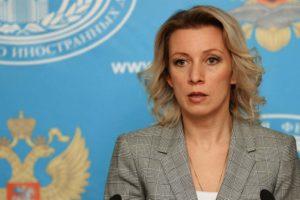 """La portavoz del Ministerio de Exteriores ruso lamentó la campaña antivenezolana en Latinoamérica """"inspirada desde el norte"""""""