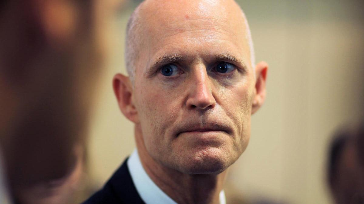 El gobernador del estado norteamericano de Florida utilizó su cuenta de Twitter para referirse a la crisis política y económica del país