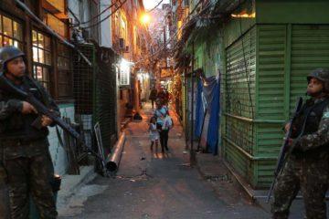 El clima de guerra en Rocinha se ha convertido en un símbolo de los problemas de inseguridad que castigan al territorio brasileño
