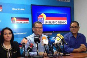 """""""Debemos aclarar, en relación a declaración de Luis Romero, que el partido no participa en ninguna coalición diferente a la MUD"""" dicta un comunicado"""