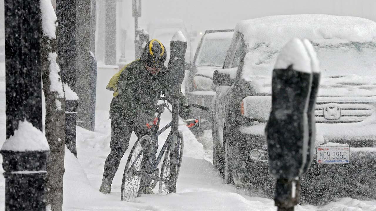 Más de 40 estados cuentan con temperaturas de 20 grados bajo cero