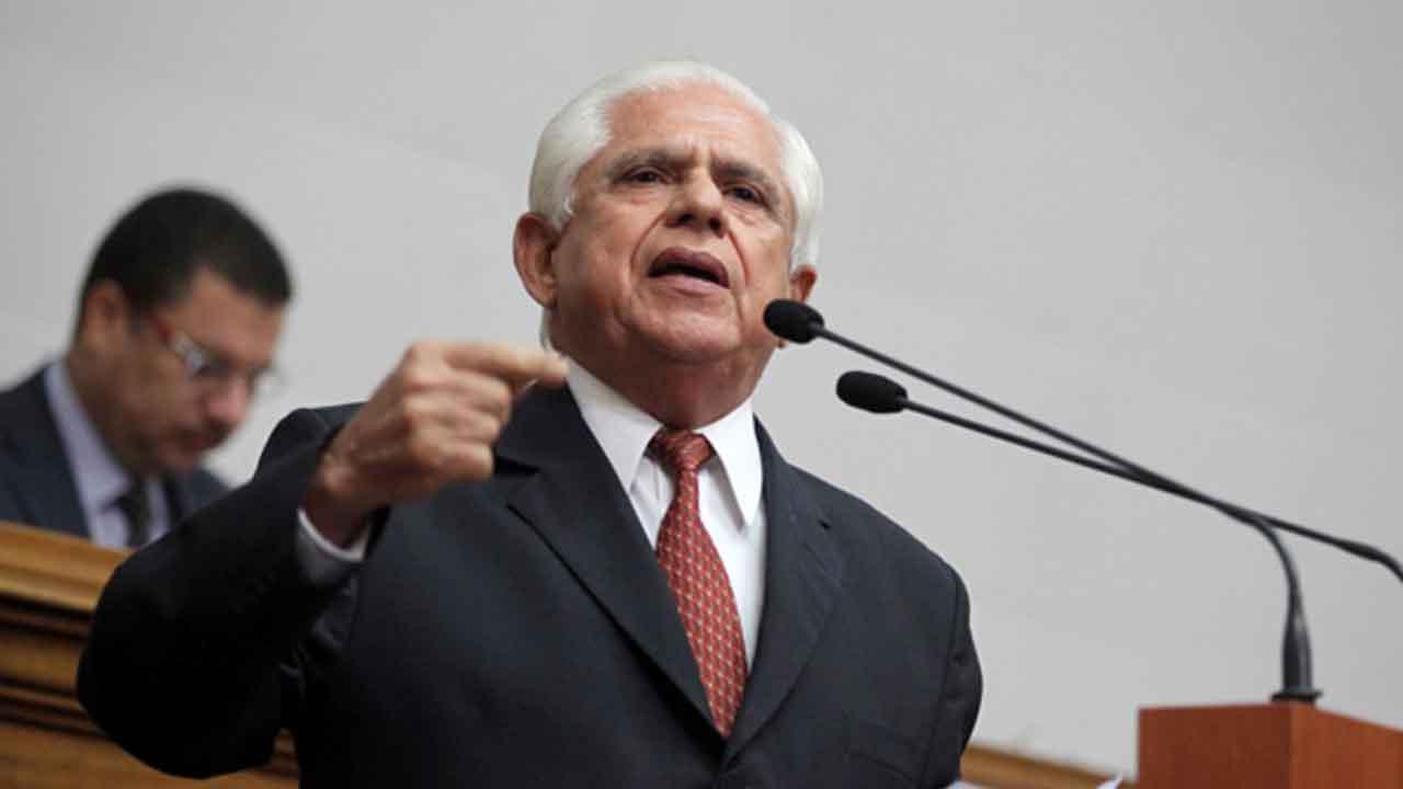 Omar Barboza explicó que los diputados no pueden ejercer el poder público fuera del país para atender a la diáspora venezolana