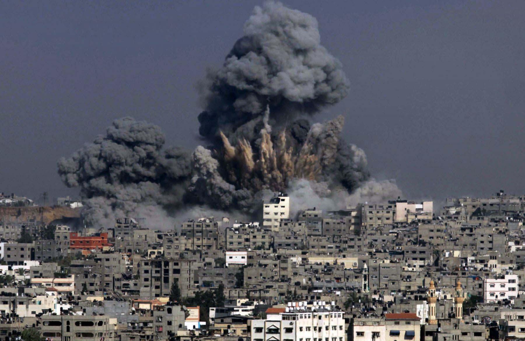 En los últimos días se intensificaron los ataques a Guta Oriental, región ocupada por insurgentes
