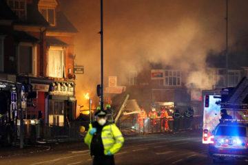 Aunque se desconoce la causa del estallido, no hay indicios de que se trate de un atentado terrorista
