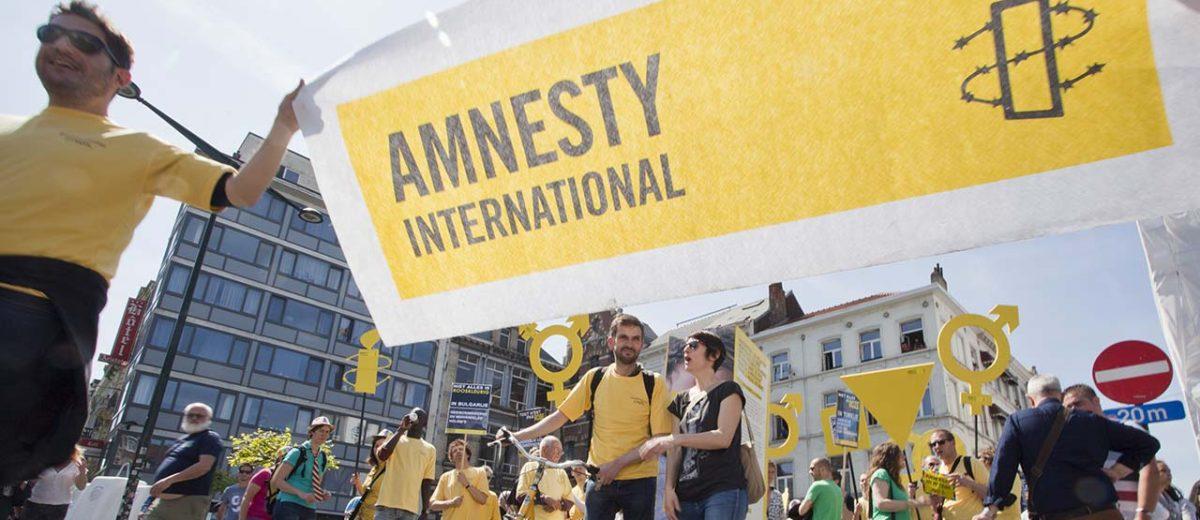Salil Shetty, secretario general de la organización defensora de derechos humanos, acusó al presidente Nicolás Maduro de incurrir en mensajes de odio