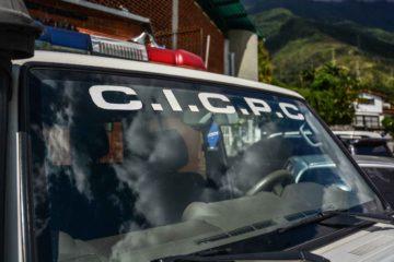 Los victimarios confesaron el crimen luego de ser confrontados por el Cicpc