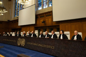 El fiscal del organismo internacional Fatou Bensouda notificó sobre la decisión