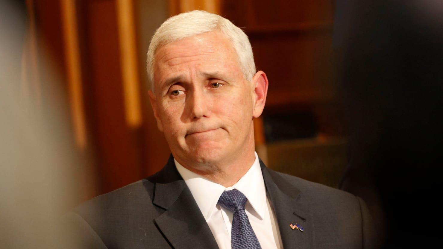 El vicepresidente Mike Pence aseguró que la Casa Blanca seguirá aislando a Pyongyang