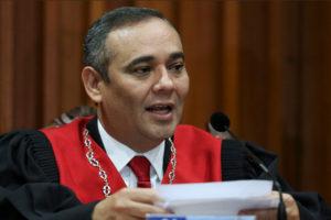 Moreno exhortó a la comunidad internacional a cesar ataques al TSJ