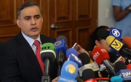 """Tarek William Saab destacó que hoy """"Venezuela fortalece su talante democrático frente al mundo"""""""