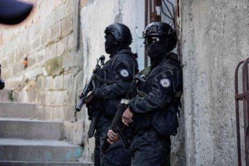 Los efectivos de seguridad se enfrentaron a tiros a 10 antisociales, supuestamente integrantes de la banda El Yolmita