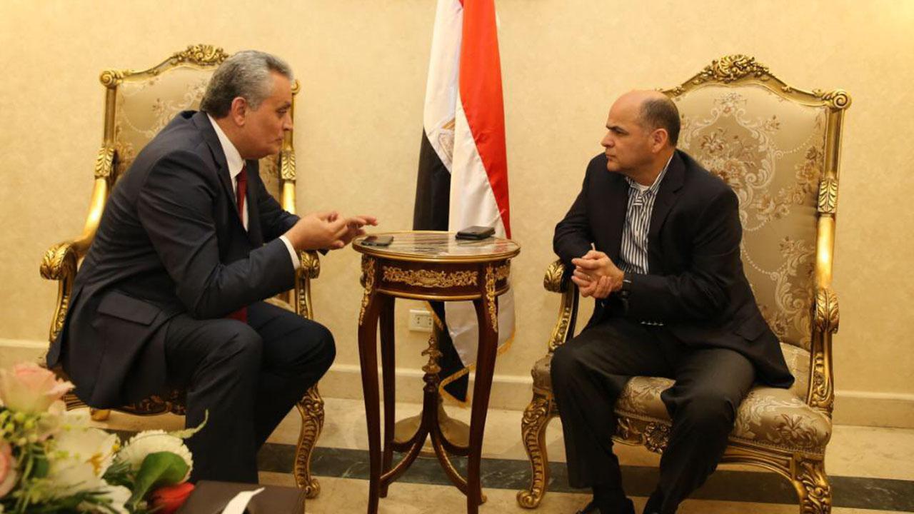 El ministro Manuel Quevedo participa en la Egypt Petroleum Show, junto con países miembros de la OPEP y también no productores del organismo internacional
