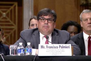 Francisco Palmieri señaló que lo mejor es que el pueblo venezolano sea capaz de ejercer sus derechos democráticos.