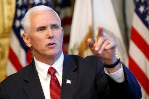 """El vicepresidente aseguró que su paísestá """"abierto a mantener conversaciones con Pyongyang sobre su programa nuclear y balístico"""""""