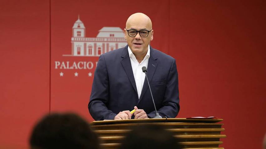 Doblellave-Rodríguez: Hay una guerra mediática contra Venezuela