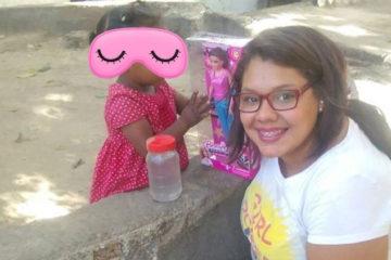 Vanessa Barroso fue sacada de su casa ubicada en la localidad de San Martín en Caracas.