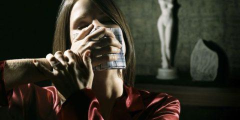Clip o clave para la protección personal de mujeres