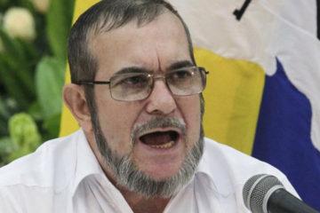 Esta acusación fue presentada a representantes de los países garantes del acuerdo de paz -firmado por esta ex guerrilla y el Gobierno colombiano en noviembre de 2016