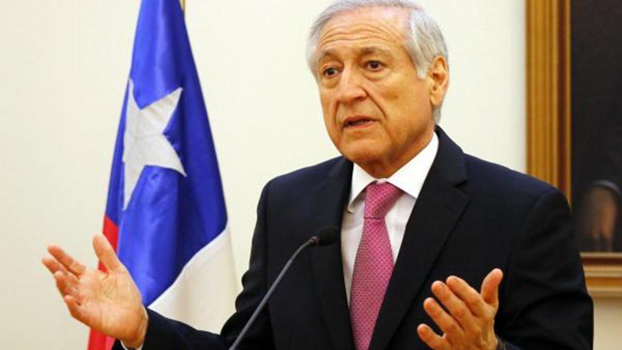 Heraldo Muñoz resaltó como evidencia de su afirmación el fracaso del diálogo entre gobierno y oposición venezolana