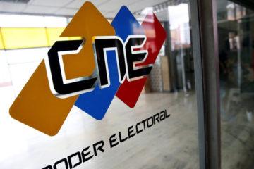 La rectora del Consejo Nacional Electoral Tania D'Amelio anunció que la plataforma del ente está disponible para los candidatos