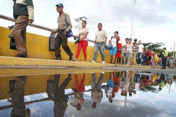 Migración Colombia indicó que cada día ingresan por ese punto al país unas 37 mil personas provenientes de Venezuela