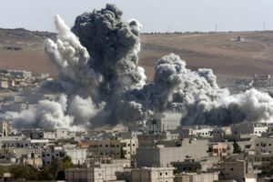 Del 4 al 9 de febrero unos 277 civiles perdieron la vida por los bombardeos lanzados por el Gobierno sirio y sus aliados rusos