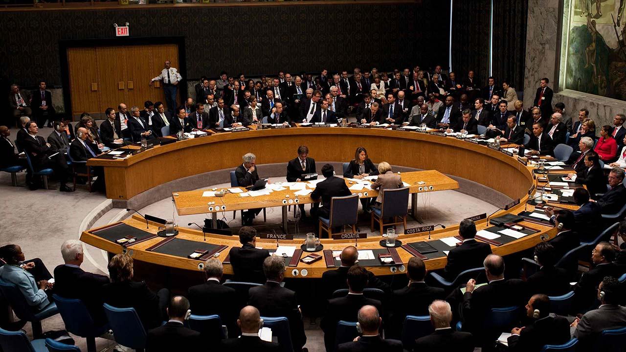 El Consejo de Seguridad establece una resolución de cese al fuego durante al menos 30 días
